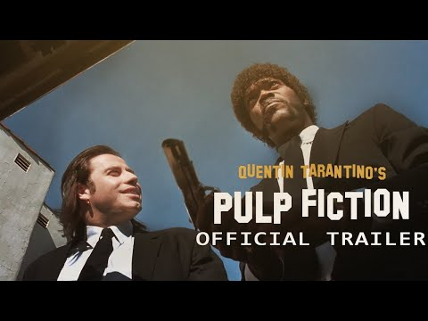 Pulp Fiction - Once Upon a Time in... Hollywood trailer #2 style
