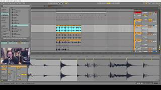 Drums And Groove - Glitch Hop In Ableton Live With Slynk