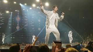 The Backstreet Boys - Don't Go Breaking My Heart Live In Mannheim