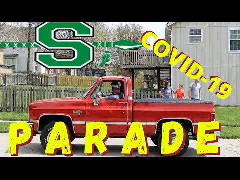Smithville Mo Quarantine Vehicle Parade