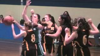 Winter 2015 U16 girls div4 Canberra Basketball Grand Final