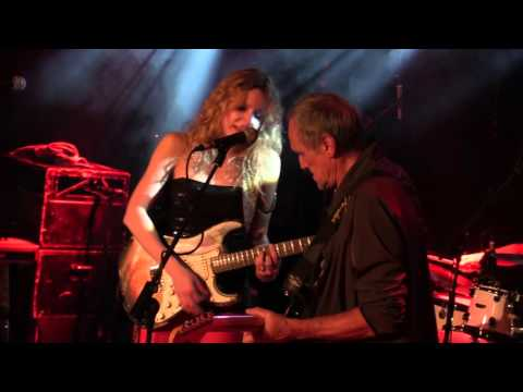 ANA POPOVIC Evening Shadows feat.Milton Popovic @ SPIRIT OF 66, VERVIERS - 14/12/15