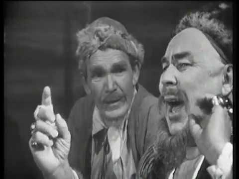 """Р.Айсин, С.Сурина """"Чей гусь?"""" Башкирская народная сказка 1981г."""