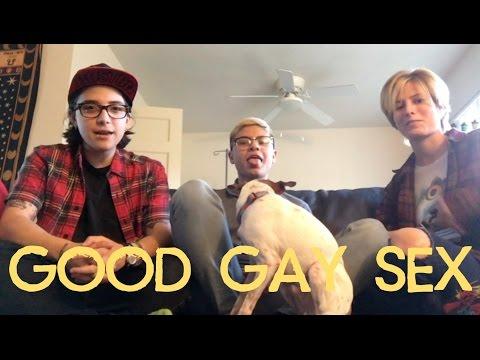 GOOD TRANS SEX W/ Landon & Dani