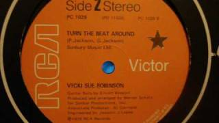 Vickie Sue Robinson. Turn The Beat Around