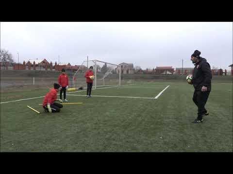 Тренировка школы Магомеда Оздоева