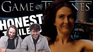 """Game of Thrones """"Honest Trailers Vol. 2"""" REACTION (+ UNBOXING)"""