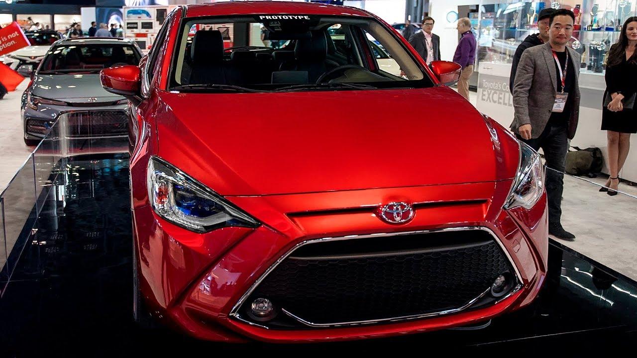 Toyota Yaris 2020 phiên bản XLE