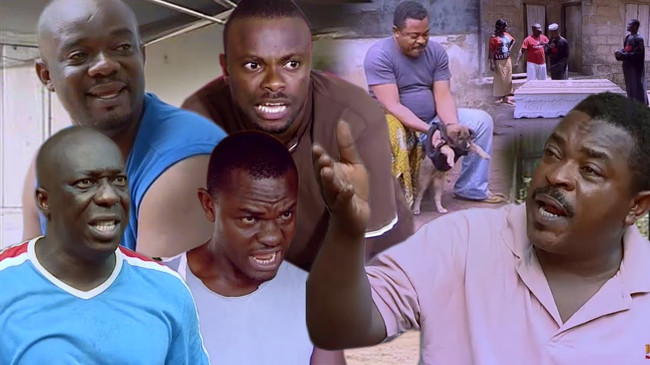 Download 5 Brothers 2 - 2018 Latest Nigerian Comedy Movie Full HD