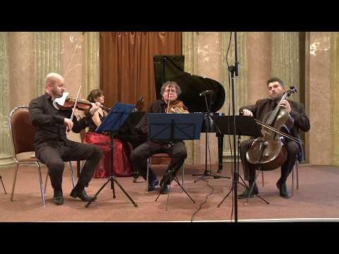 Beethoven: Piano Quartet in E-flat major, Op. 16 - Dvořák Piano Quartet