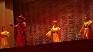 Зоригто и Нонна Тогочиевы город Кяхта концерт в ГДО  12.11.2016 год. 1