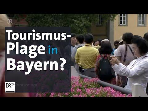 Tourismus-Boom: Wenn der Ansturm zu viel wird | Kontrovers | BR Fernsehen