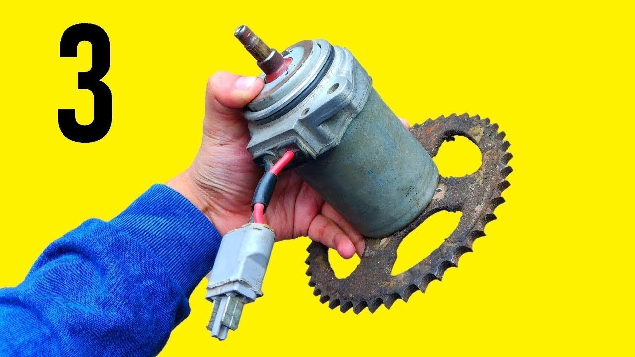 Download 3 Simple Inventions with DC Motor