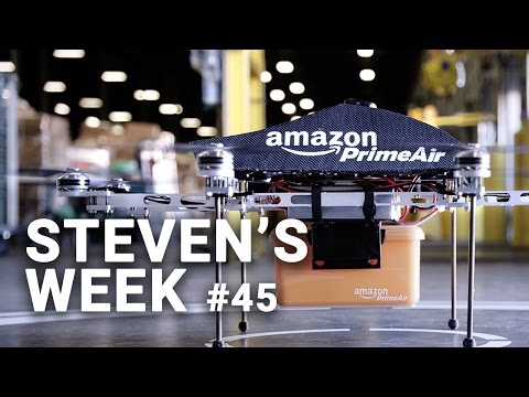 Steven's Week #45: Big Elon Musk News, Set Backs For Uber And Amazon And Facebook On A Role!