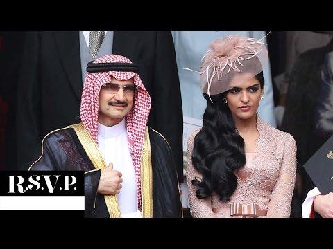 Las excentricidades de Al Waleed: el hombre más rico de Arabia Saudita | RSVP