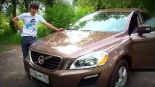 Тест обзор Volvo XC60  2010 года с двигателем D5 от Романа Тарасова