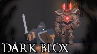 ¡Probando el nuevo juego de almas oscuras de SnakeWorl! Roblox