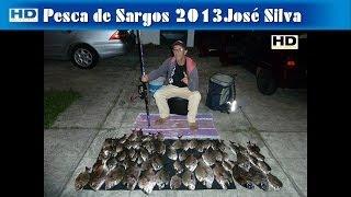 Pesca de Sargos.José Silva2013.HD720p