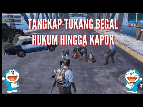 Penangkapan Tukang Begal Di Jembatan - PUBG MOBILE INDONESIA