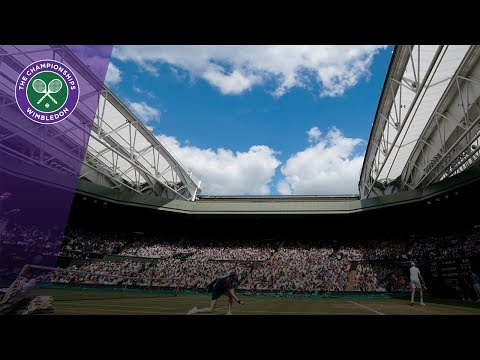 The Wimbledon Channel Day 9 Replay