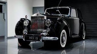 1951 Rolls Royce Silver Dawn