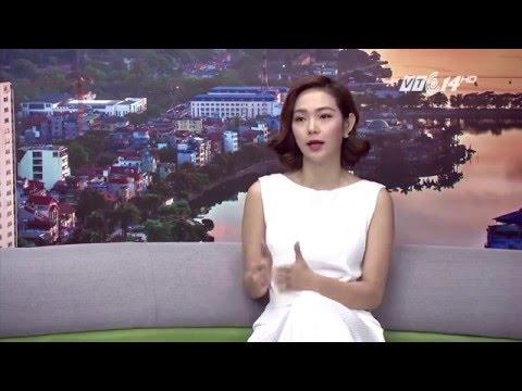 (VTC14)_Minh Hằng tiết lộ hậu trường đóng cảnh nóng