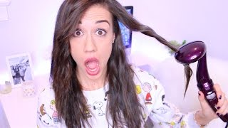 TESTING SECRET WAVE HAIR PRODUCT!
