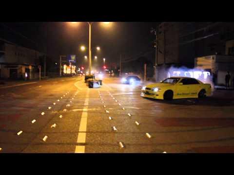 Yokohama Street Drifting | 10.20.12