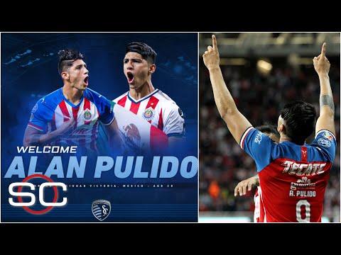 OFICIAL Alan Pulido a la MLS con el Sporting Kansas City por 9.5 millones de dólares | SportsCenter