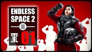 [FR] Endless Space 2 (version finale) Gameplay ép 1 – Notre Vérité (let