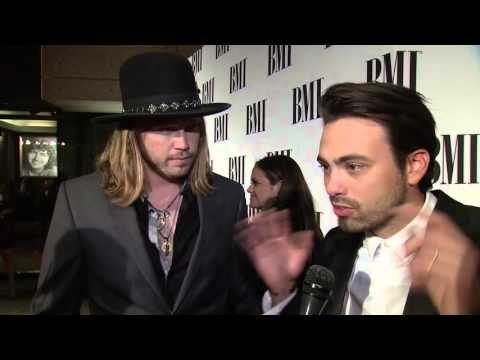A Thousand Horses Interviewed at the 2015 BMI Country Awards