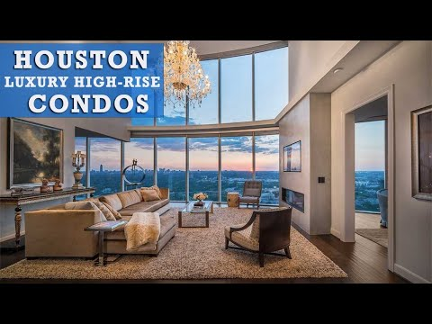 Houston Luxury High-Rise Condos