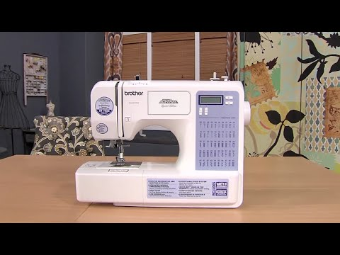 Brother CS5055PRW Project Runway Limited Edition Sewing Machine Overview