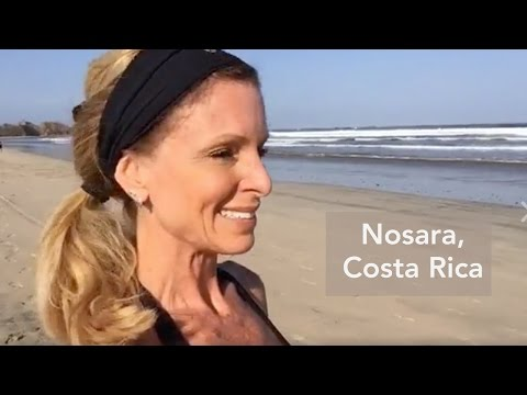 Living MY Life in Nosara, Costa Rica - Letting It All Go