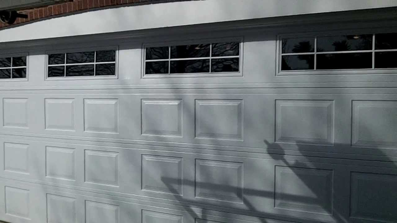 Hormann 3100 garage doors review great garage doors youtube rubansaba