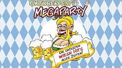 Oktoberfest Megaparty - Die grössten Wiesn Hits aller Zeiten - DAS KOMPLETTE DOPPELALBUM!
