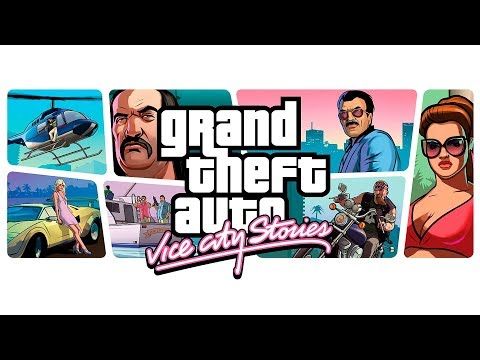 Grand Theft Auto: Vice City Stories Movie. All Cut Scenes. Full Story.