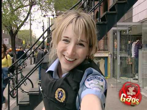 Police Credit Card Fraud Prank