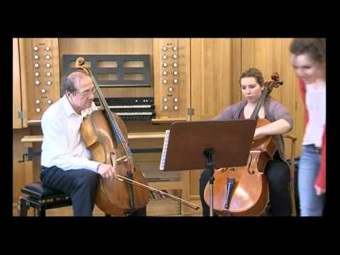 Miklós Perényi - masterclass - 2013.04 - Bernadett Puskás