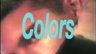 Eric Saade - Colors (Lyric Video)