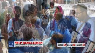 Al Khair Foundation Cyclone ROANU Help Bangladesh Stills