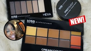 KISS NY Professional Review & Demo Easy Fresh Face Makeup
