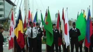 United Nations Day Flag Raising Ceremony