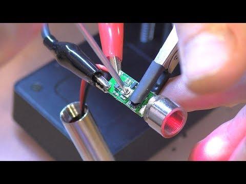 видео: ЛАЗЕР НЕ ЖЖЁТ: Китайский лазерный гравер decaker (1500 мВт)