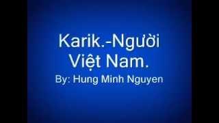 Người Việt Nam-Karik-(Lyrics Music).