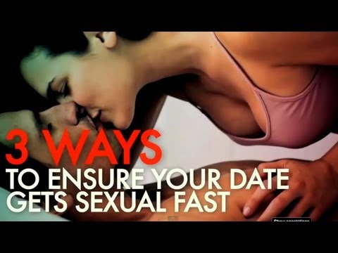 How To Get Sexual On A First Date - Nick Savoy