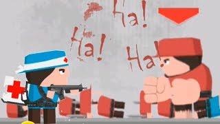 КУПИЛИ МЕДИКА! АРМИЯ КЛОНОВ Clone Armies 2D игра! Песочница клонов \ игры на android