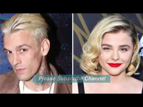 Aaron Carter Asked Chloe Grace Moretz On A Date Over Twitter