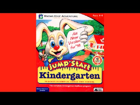 JumpStart Kindergarten (1998) BGM - Clock - YouTube