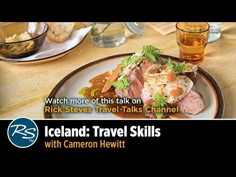 Iceland Travel Skills: Dining on a Budget